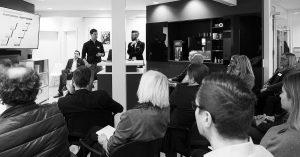 OPUS Marketing / Blog / Turm & Drang Session / Employer Branding / Peter Wölfel