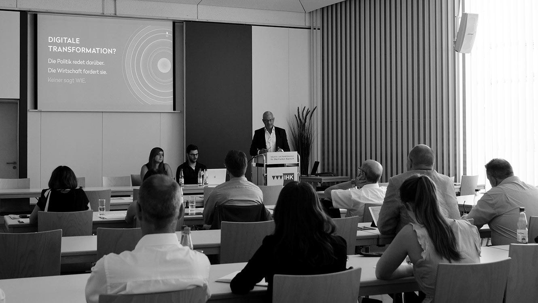 OPUS Marketing / Leistungen / Beratung / Vorträge / BFM