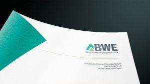 OPUS Marketing / Projekt / BWE Bauen Wohnen Einkaufen / Logo / Briefbogen
