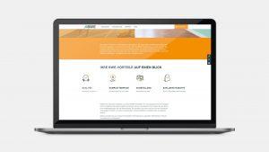 OPUS Marketing / Projekt / BWE Bauen Wohnen Einkaufen / Newsletter