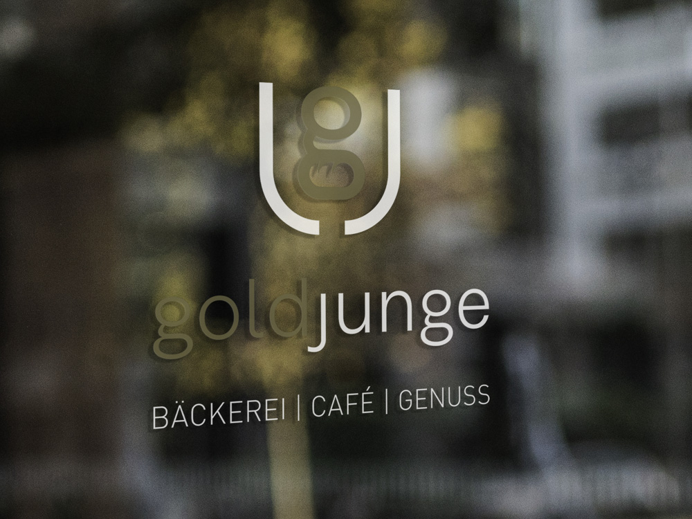 OPUS Marketing / Projekt / goldjunge / Markenaufbau / Filialgestaltung Bäckerei