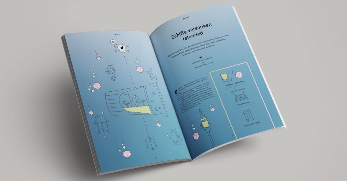 OPUS Marketing / Blog / Wilhelmine Magazin № 2 / Stadtmagazin / Schiffe versenken / Bayreuth