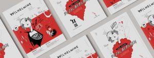OPUS Marketing / Blog / Wilhelmine Magazin № 2/ Stadtmagazin / Cover Teaser / Bayreuth
