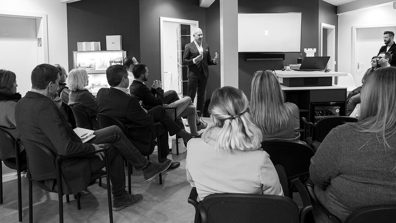 OPUS Marketing / Blog / Turm & Drang Session / Employer Branding / Fritz Nützel