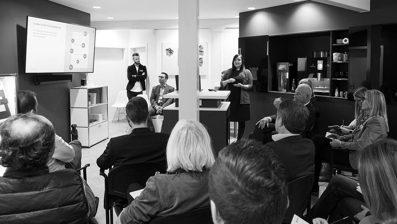 OPUS Marketing / Blog / Turm & Drang Session / Employer Branding / Olga Gassan