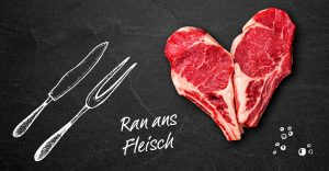 OPUS Marketing / Projekte / Metzgerei Parzen / Farben Fleisch Herz