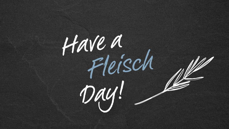 OPUS Marketing / Projekte / Metzgerei Parzen / Fleisch Day