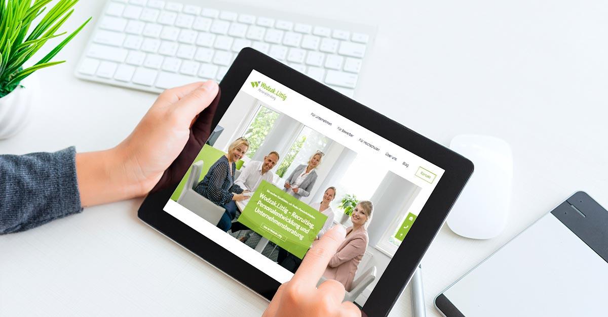 OPUS Marketing / Wodzak.Littig / Responsive Design