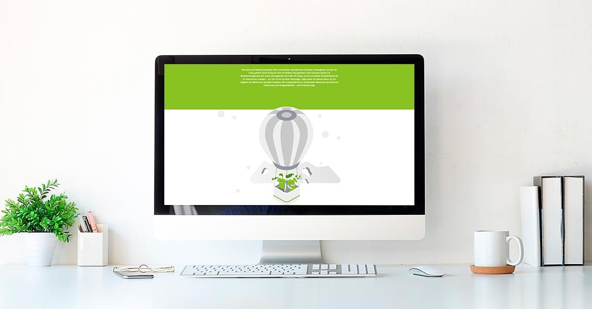 OPUS Marketing / Wodzak.Littig / Website