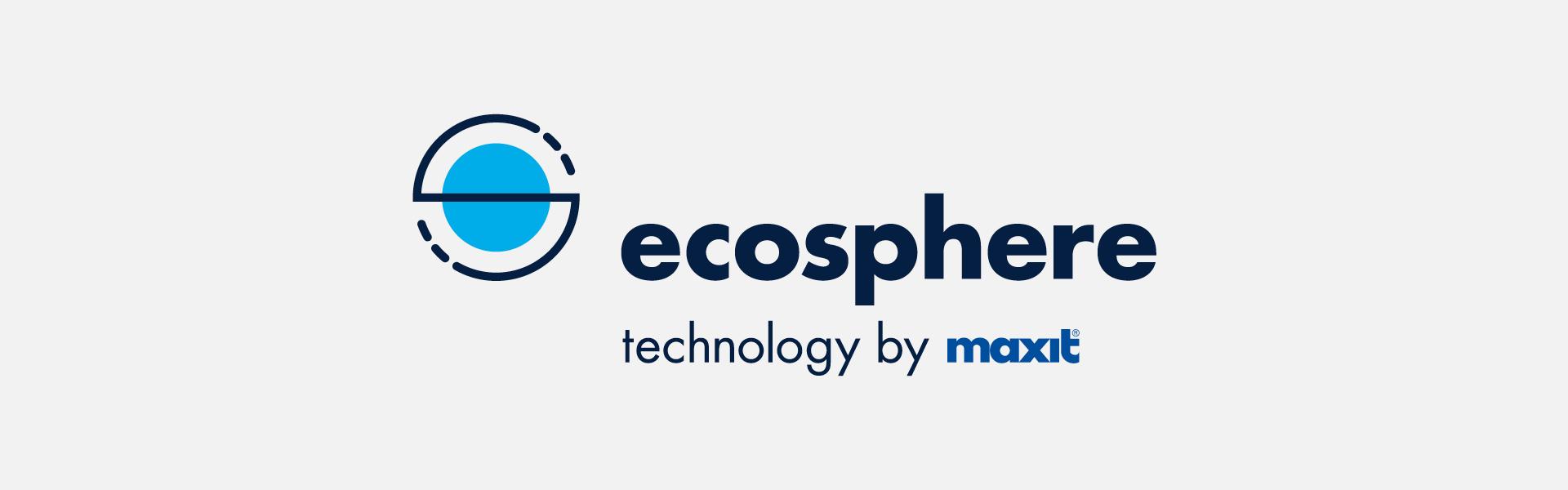 maxit ecosphere / Logo Positiv