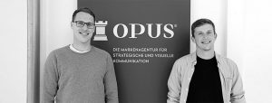 OPUS Marketing / Karriere / Franz und Michael
