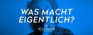 OPUS Marketing / Kleemeier / Blogbeitrag