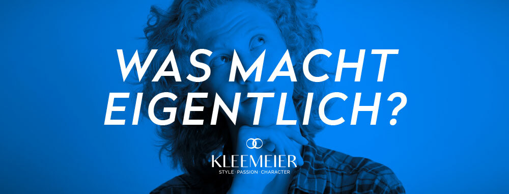 OPUS Marketing / Kleemeier / Blogbeitrag