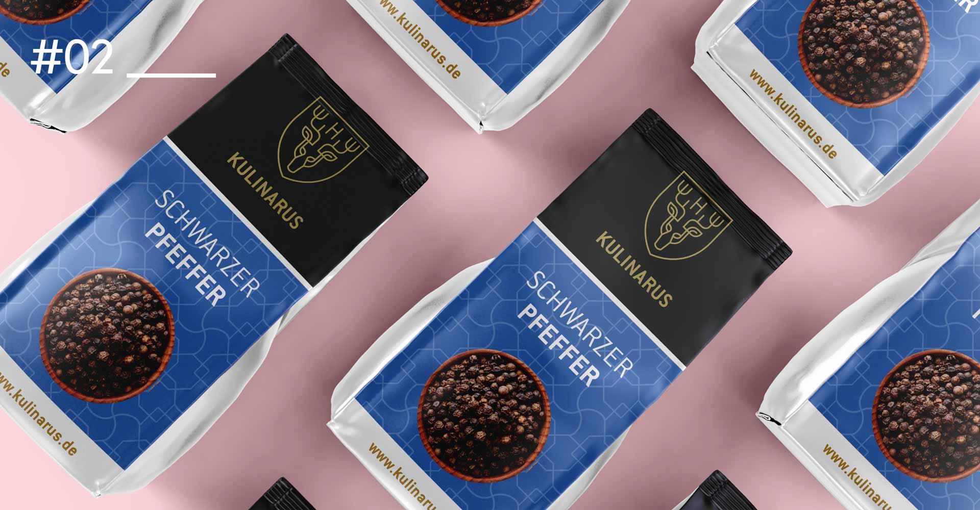 OPUS Marketing / Food & Beverage / Ernährungsmarketing Packaging