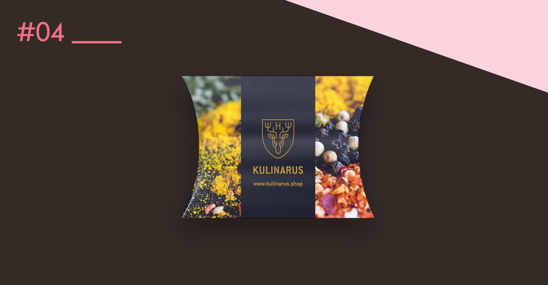OPUS Marketing / Food & Beverage / Packaging Packung