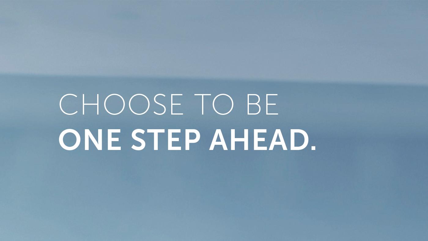 ModCar / Wording / One step ahead