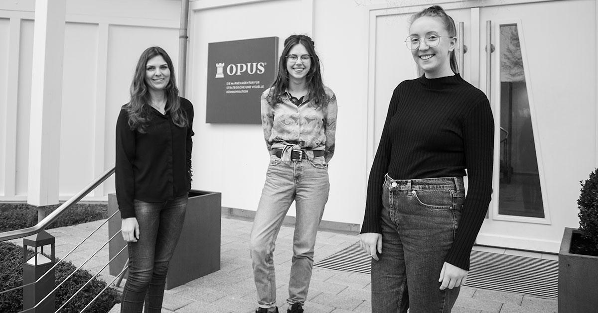 OPUS Marketing / Blog / Drei neue im Turm