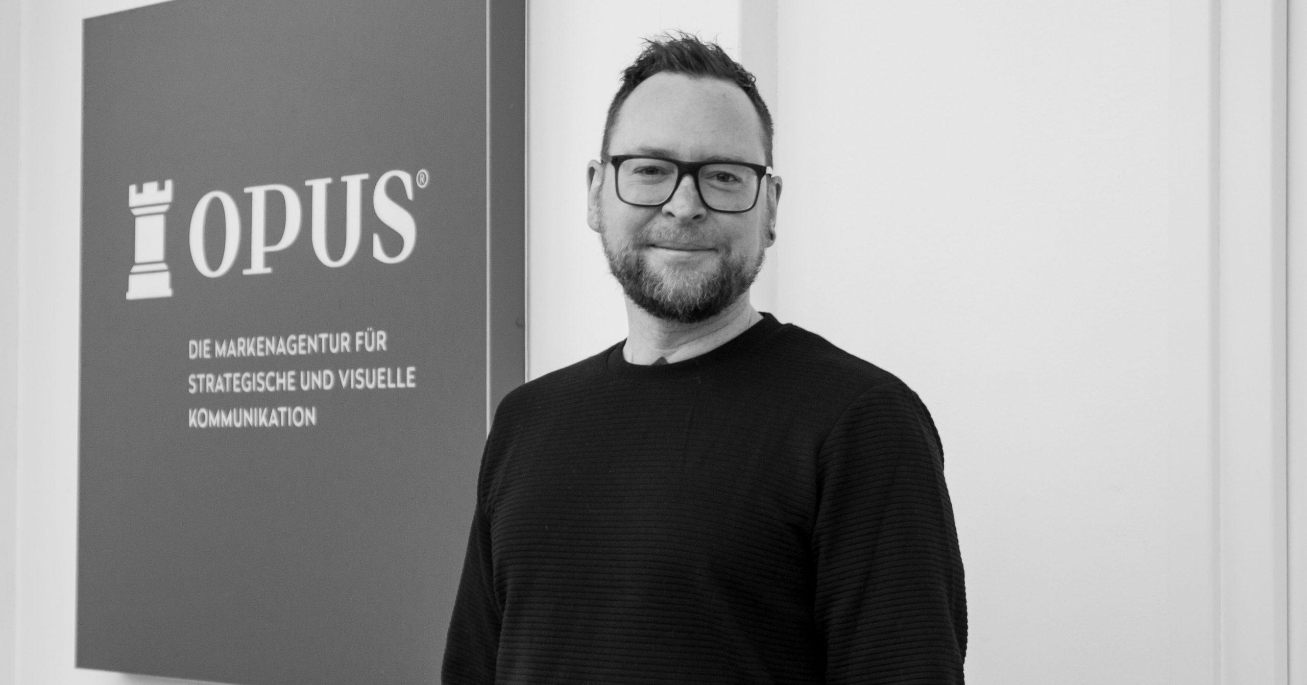 OPUS Marketing / Blog / Steffen Kasperavicius Junior Art Director