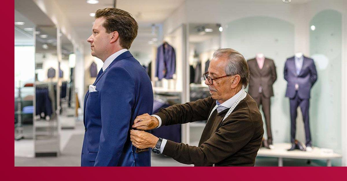OPUS Marketing / Blog / Brand Moden Leidersbach Shooting Anzug