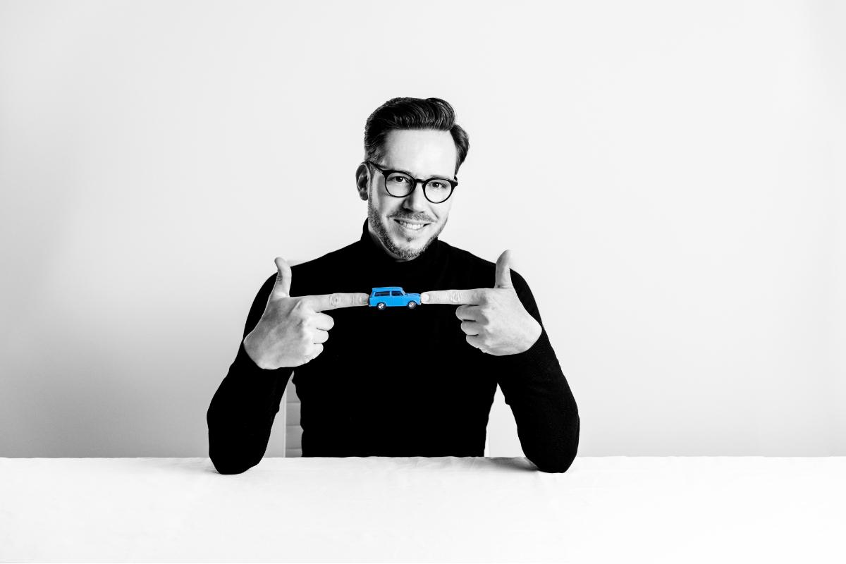 OPUS Marketing / Blog / Neuer Mitarbeiter Gunnar Mothes Dresden