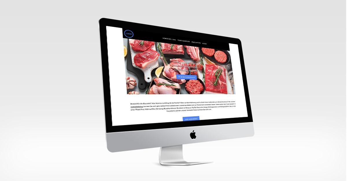 OPUS Marketing / Blog / Bäcker Metzger Vorbestellshop