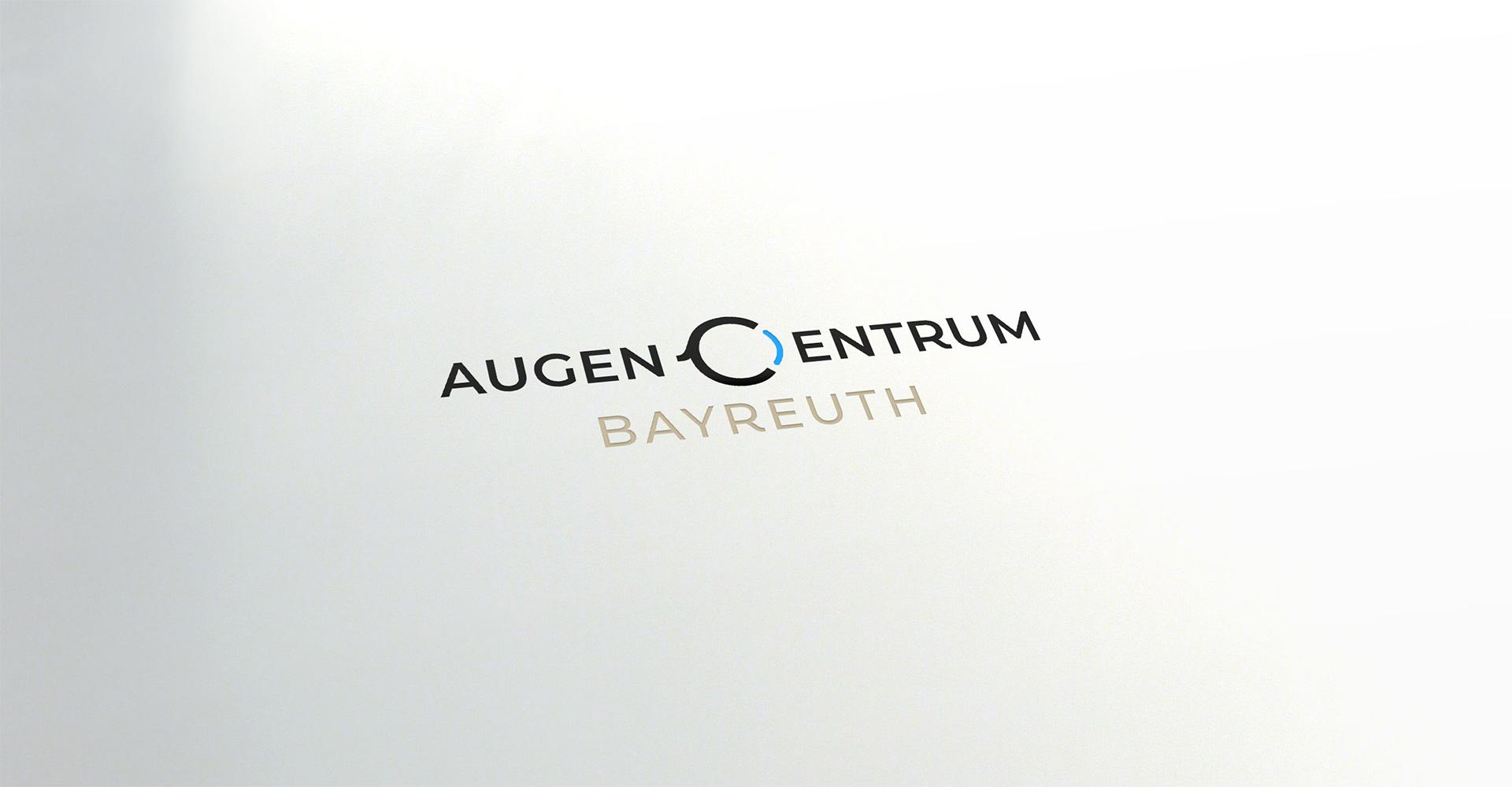 OPUS Marketing / AugenCentrum Bayreuth / Logo