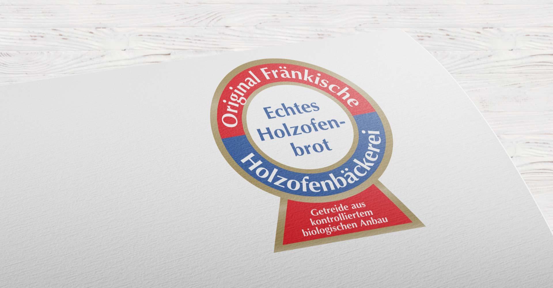 OPUS Marketing / goldjunge Holzofenbrot / Holzofenbrot Logo