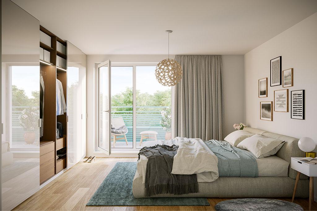 OPUS Marketing / Blog / Renderings Immobilienvisualisierung
