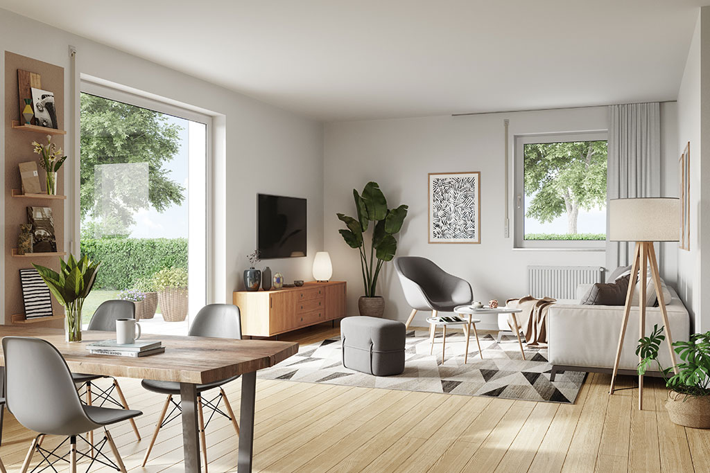 OPUS Marketing / Blog / Renderings Immobilienvisualisierung