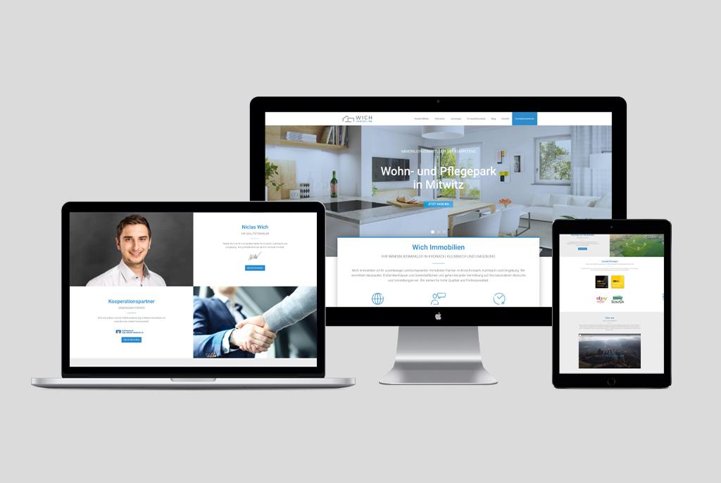 OPUS Marketing / Kundeninterview / Niclas Wich Wich Immobilien