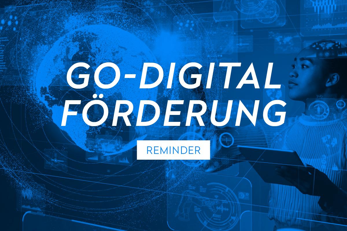 OPUS Marketing / Blog / go-digital-Förderung Reminder
