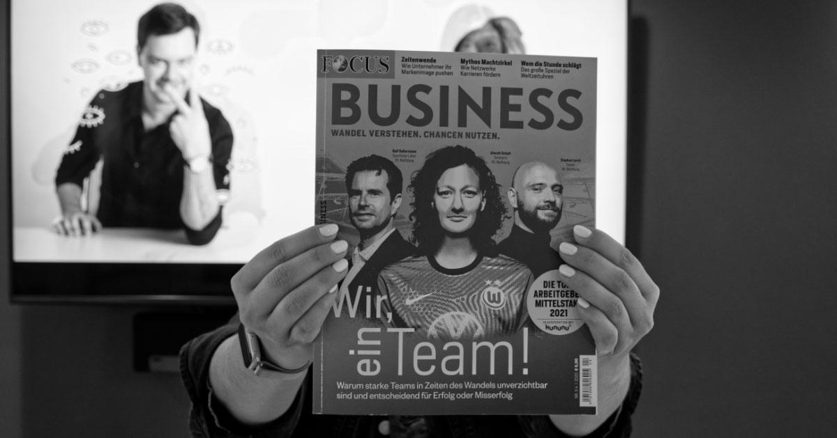 OPUS Marketing / Focus Magazin