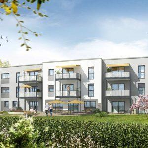 OPUS Marketing / Wich Immobilien / Kundenprojekt