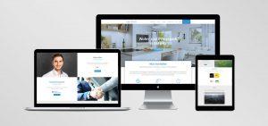 OPUS Marketing / Wich Immobilien / Website