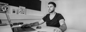 OPUS Marketing / Blog / Steuerungsrunde Darius Wittmann
