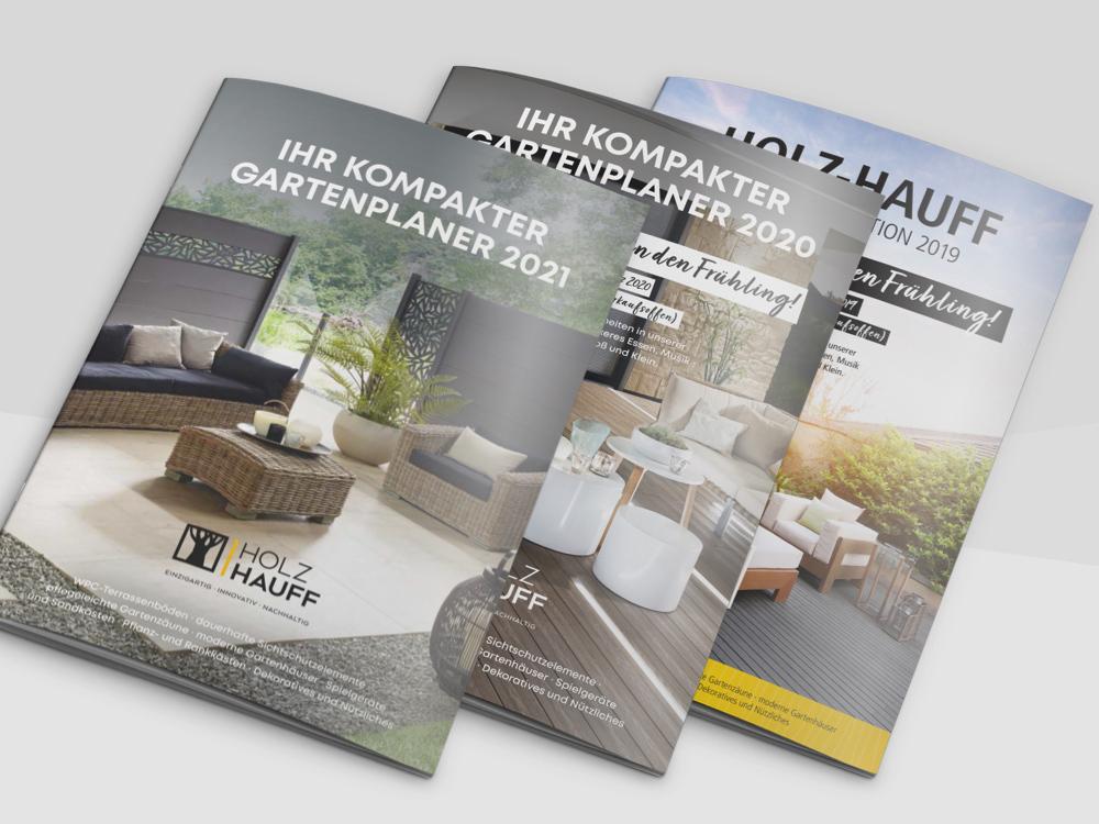 OPUS Marketing / Holz Hauff / Print Beilage