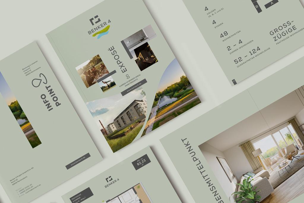 OPUS Maketing / Blog / Wohnquartier Benker 4