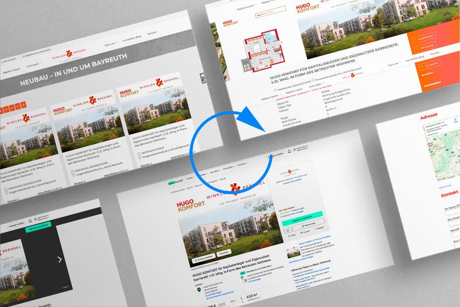 OPUS Marketing / Blog / Maklersoftware Immobilienvermarktung