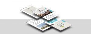 OPUS Marketing / Projekte / Atrio310 Website