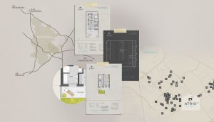 OPUS Marketing / Projekte / Atrio310 Grundriss