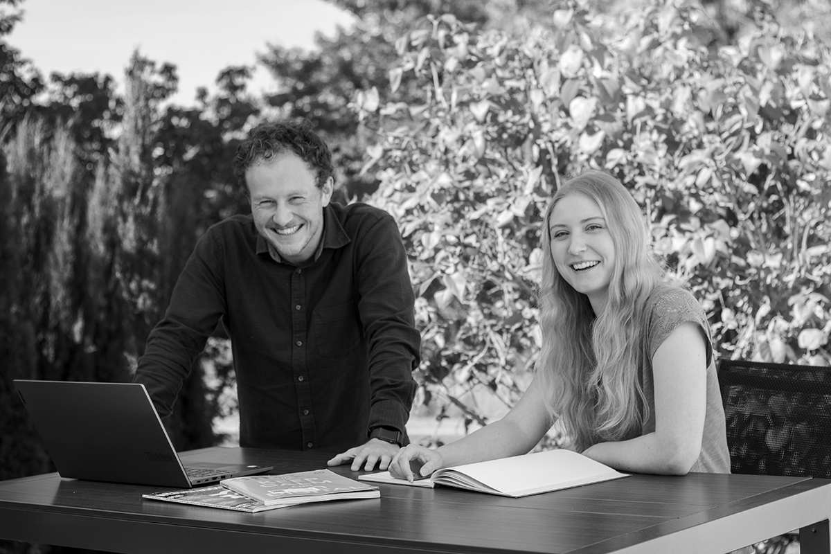 OPUS Marketing / Blog / Verena und Lukas