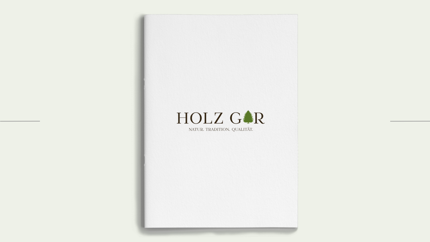 OPUS Marketing / Holz Gar / Print