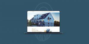 OPUS Marketing / Pier67 / Projektwebsite