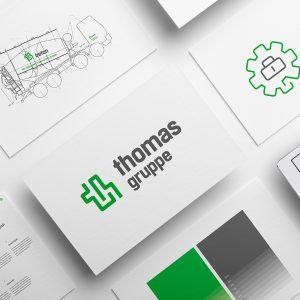 OPUS Marketing / Kundenprojekt / thomas Gruppe