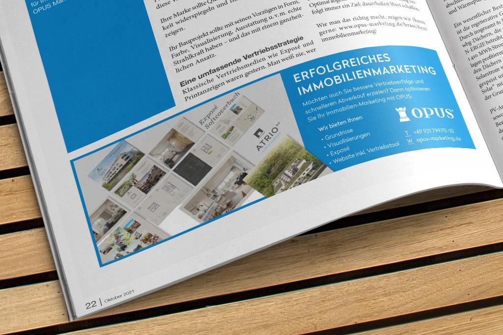 OPUS Marketing / Blog / Erfolgreiches Immobilienmarketing