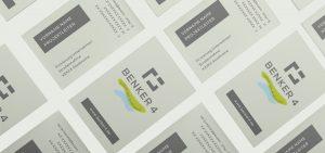 OPUS Marketing / Benker 4 / Geschäftsausstattung