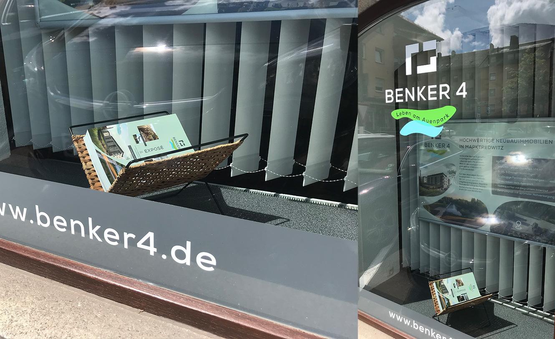 OPUS Marketing / Benker 4 / Standort Branding