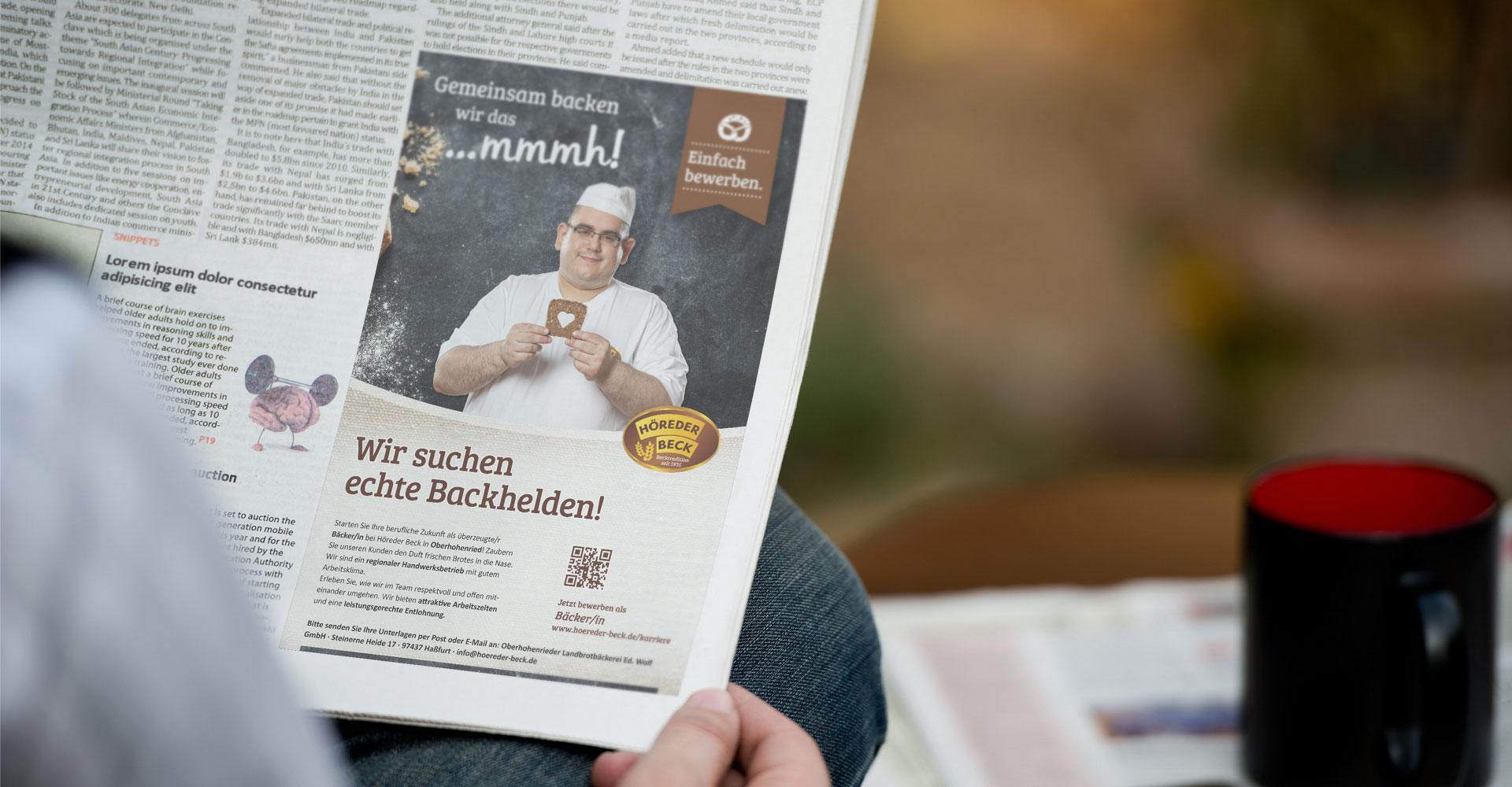 OPUS Marketing / Höreder Beck / Arbeitgebermarke